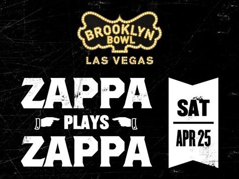 Zappa Plays Zappa in Las Vegas